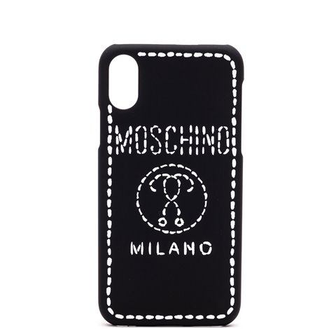 black iphone 8 cover