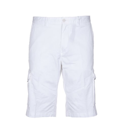 bermuda shorts white