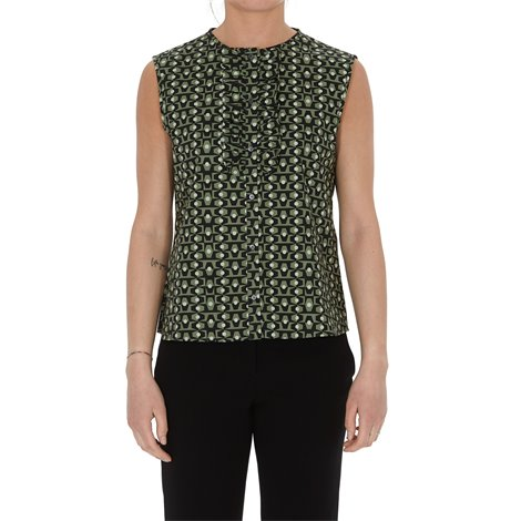 t-shirt sleeveless top