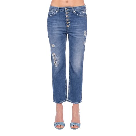 DONDUP JEANS CROPPED