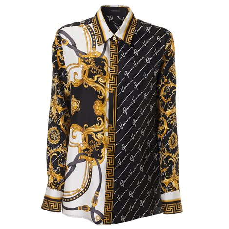 VERSACE SHIRTS CASUAL