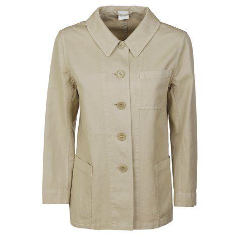 beige casual jackets