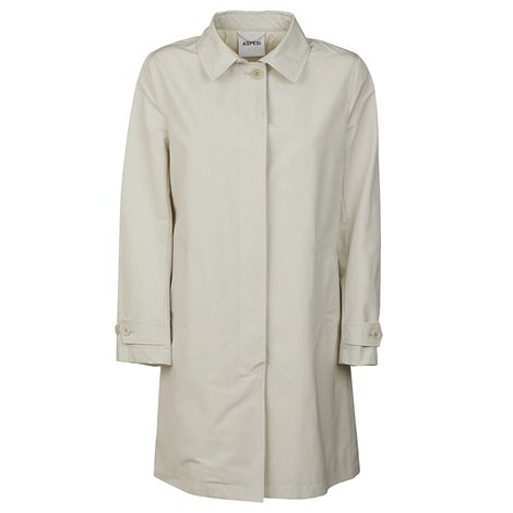 beige raincoats coats