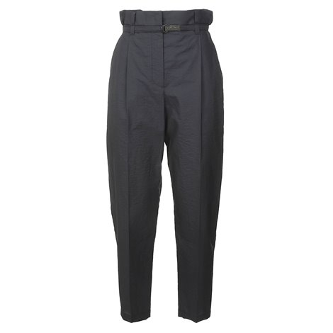 grey straight trousers
