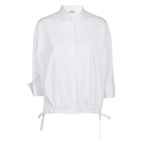 camicie casual bianco