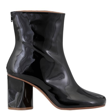 80mm patent booties