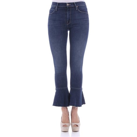 5-pocket cotton jeans